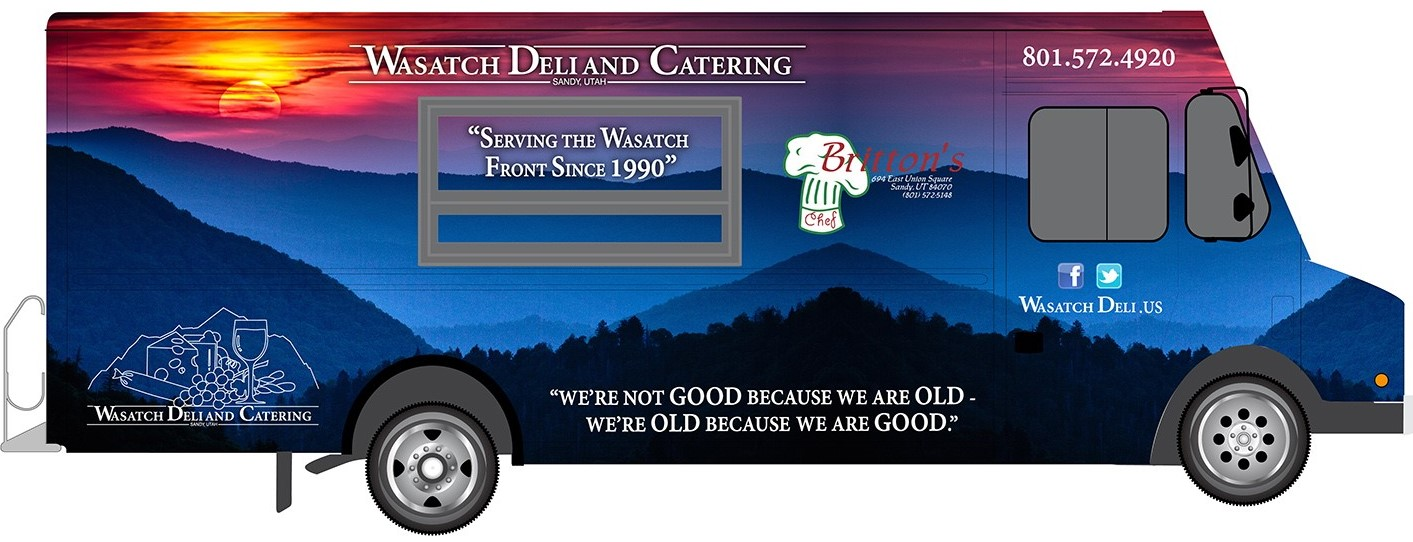 Wasatch Deli Food Truck